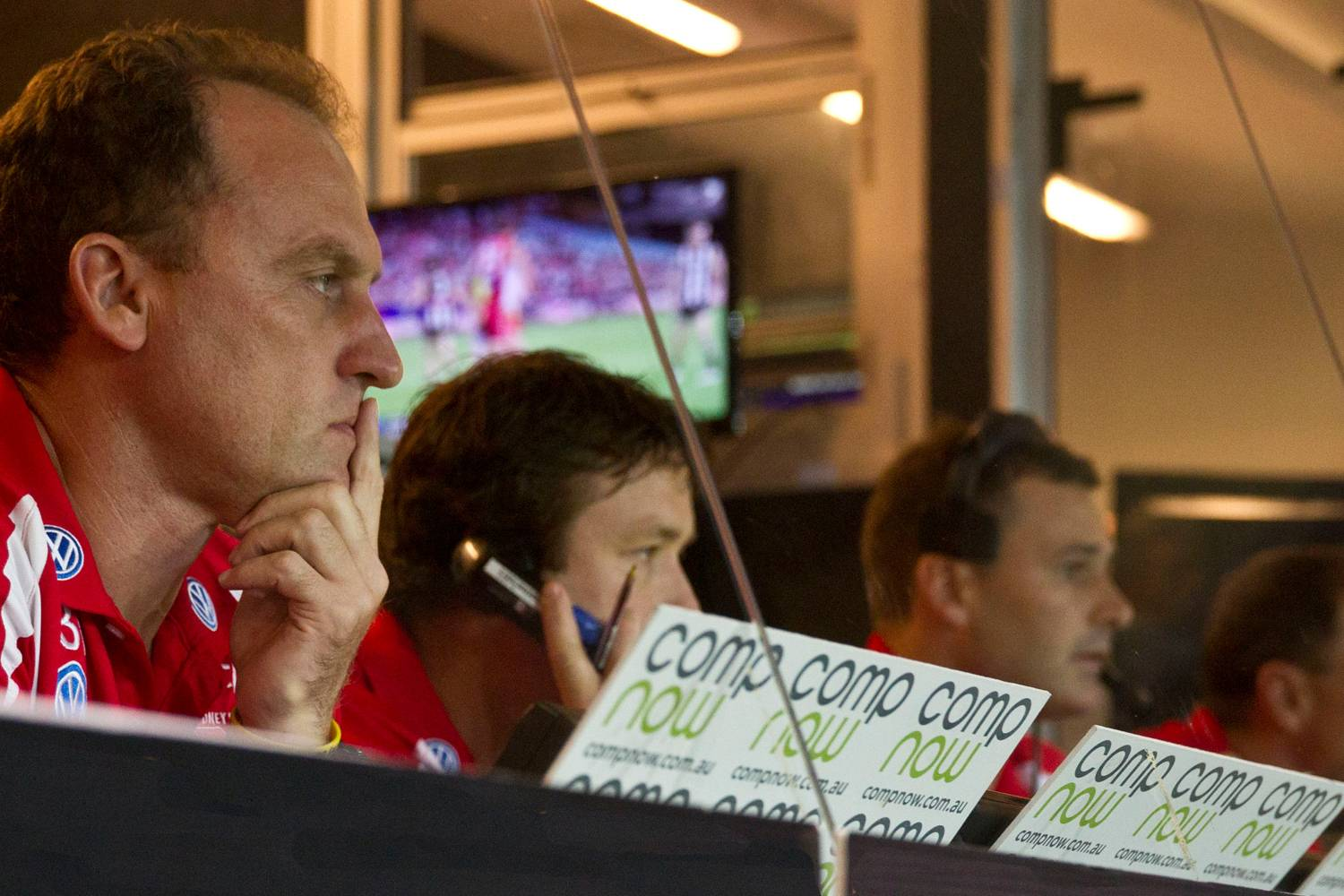 Sydney Swans boosts performance with help from CompNow