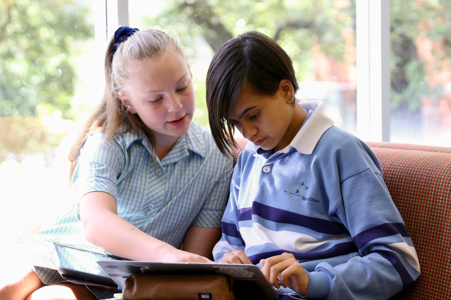 Current & reliable technology showcases all possibilities at Mater Christi College